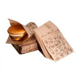 Упаковка для бургеров Fast Food 8.45
