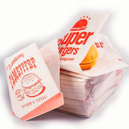 Упаковка для гамбургера Super Burgers 8.33