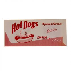 Упаковка для хот-дога 8.35