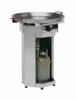 Гриль газовый FIESTA 600 Hendi 146002