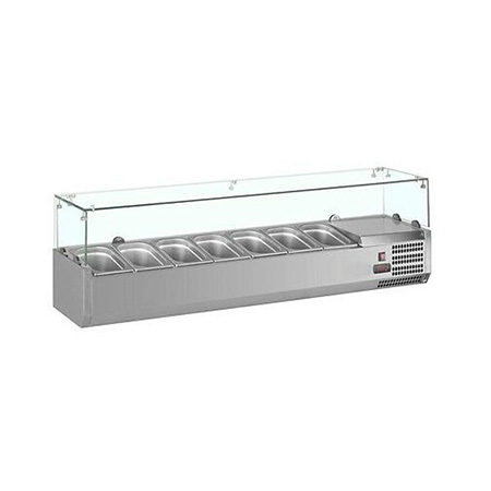 Витрина холодильная Frosty VRX1600/330