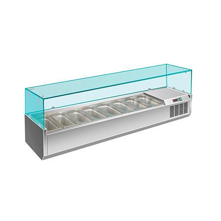 Витрина холодильная Frosty VRX1800/380