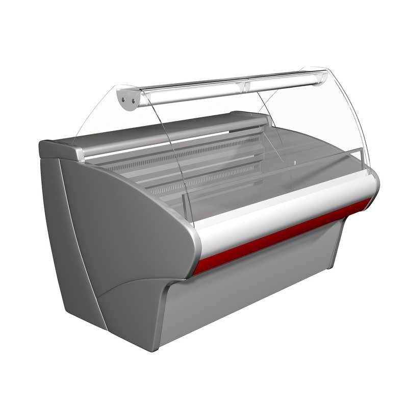 Витрина холодильная Полюс ВХС-1,25 Carboma (динамика)