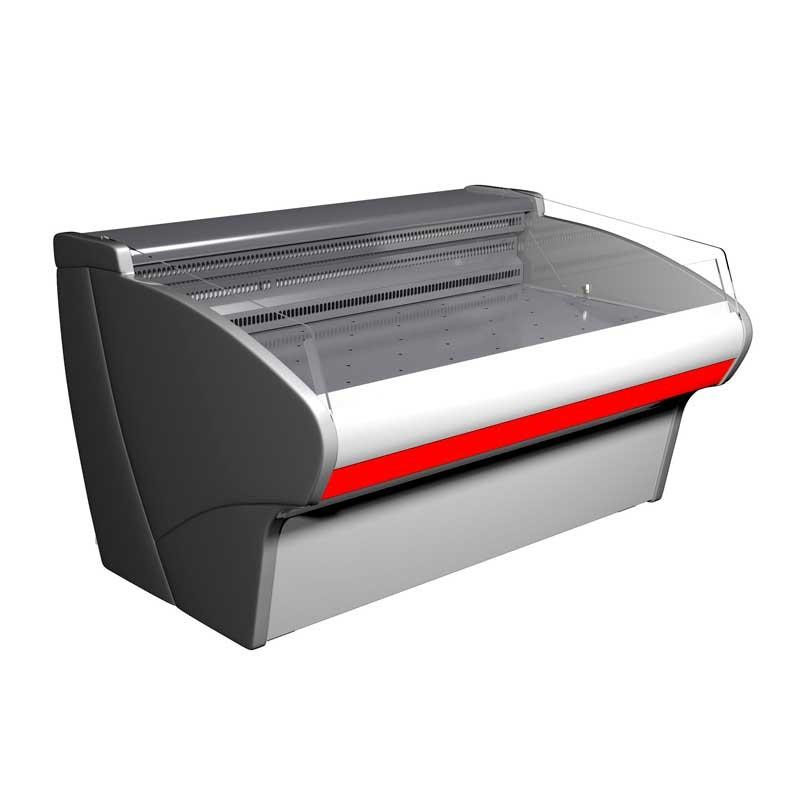 Витрина холодильная Полюс ВХСо-1,25 Carboma (динамика)