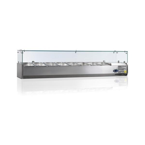 Витрина холодильная Tefcold VK33-180-I