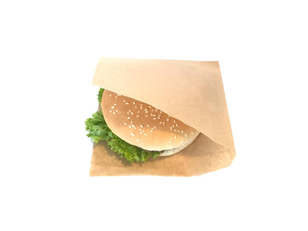 Уголок бумажный для гамбургеров 8.932