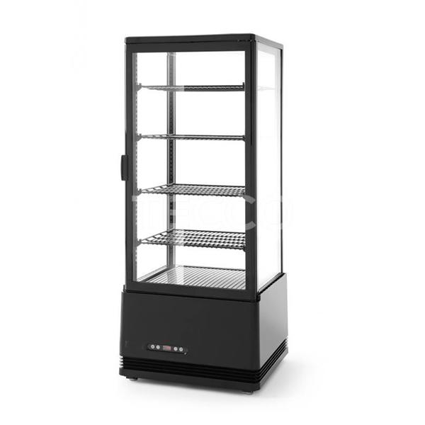 Шкаф холодильный настольный Frosty FL-98 черный