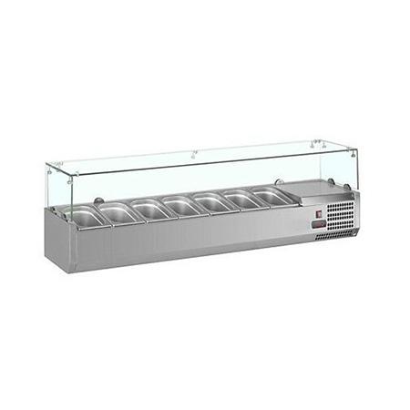 Витрина холодильная Forcold G-VRX1500-330