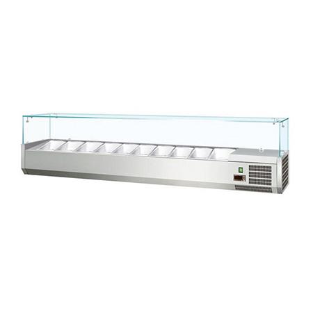 Витрина холодильная Forcold G-VRX2000-330
