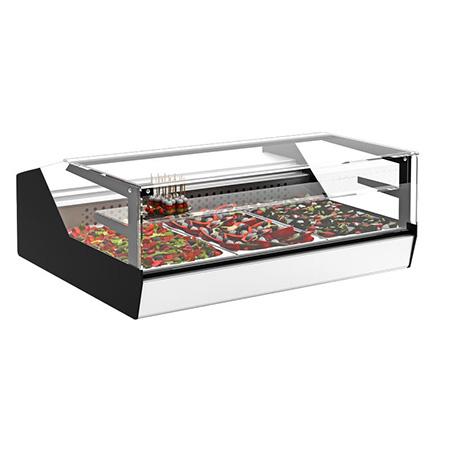 Витрина холодильная Полюс ВХСр-1,0 Сube Арго XL Техно