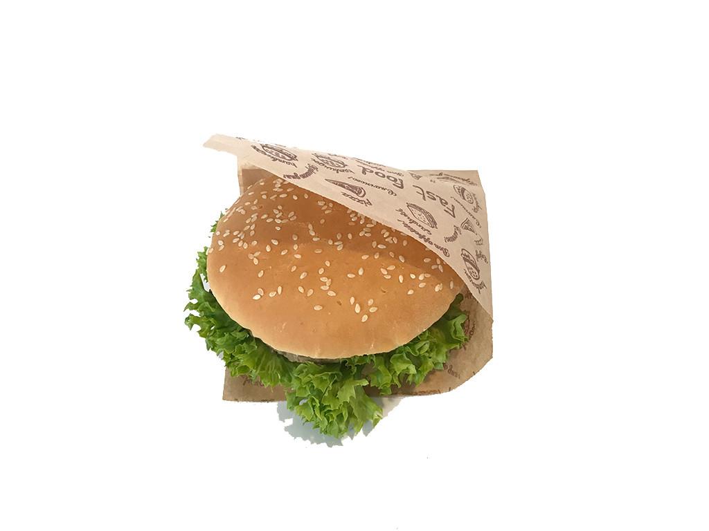 Упаковка для гамбургера 45