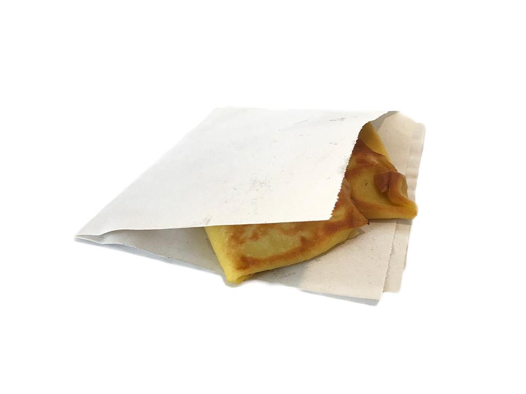 Уголок бумажный белый крафт 6