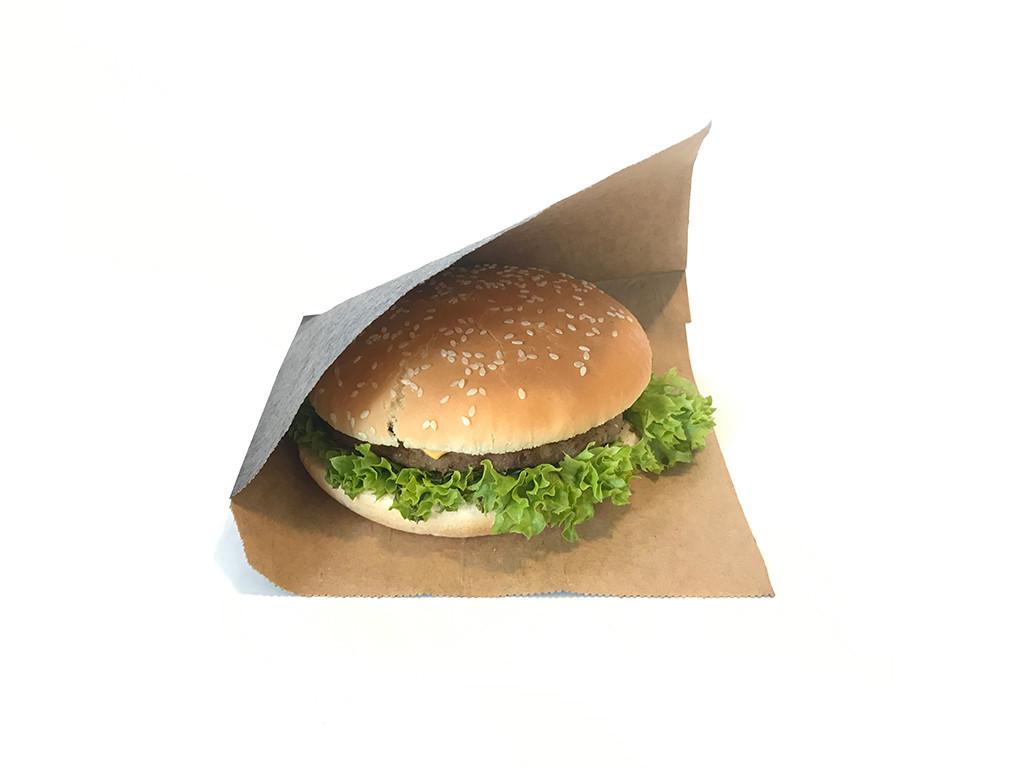 Упаковка для гамбургеров 1891