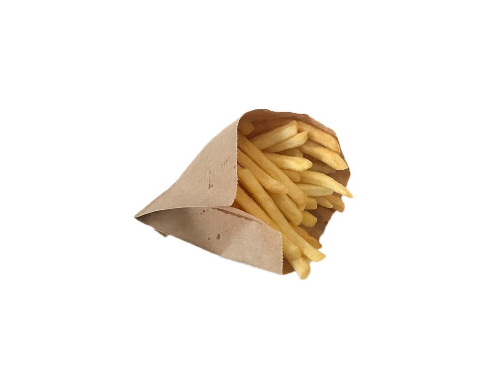 Пакет бумажный для картошки фри 933