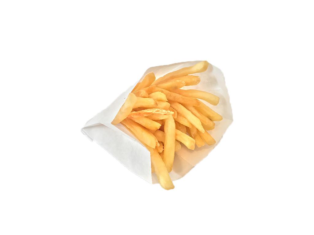 Пакет бумажный для картошки фри 97