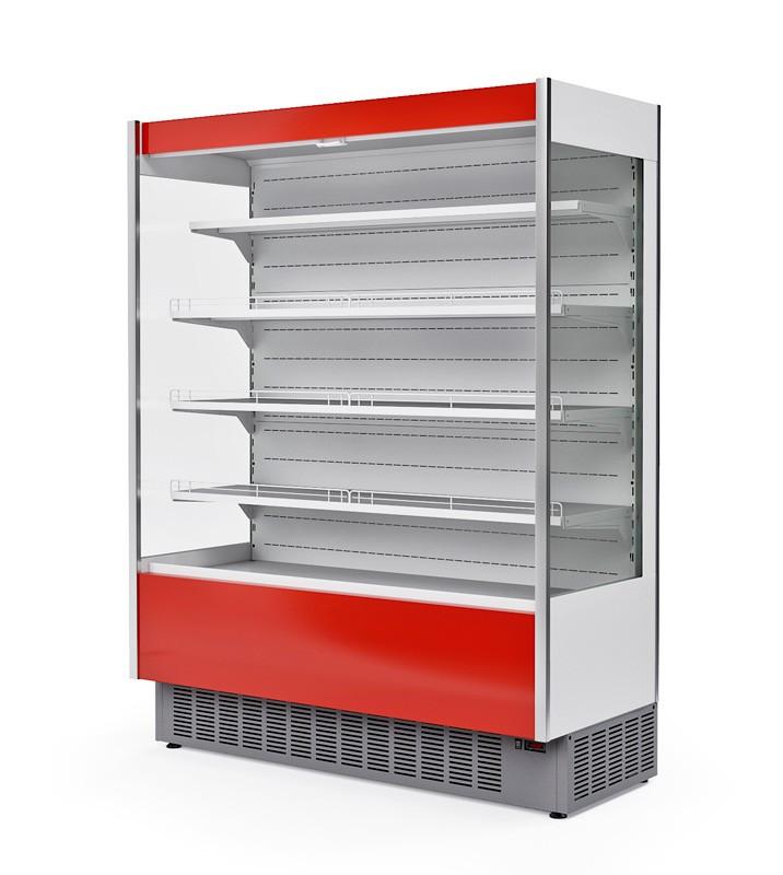 Холодильная горка МХМ Флоренция ВХСп-1,2 Cube