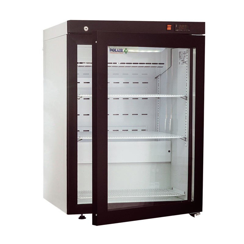 Шкаф холодильный фармацевтический Polair ШХФ-0,2ДС
