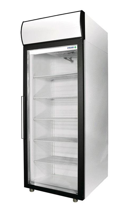 Шкаф холодильный фармацевтический Polair ШХФ-0,5ДС