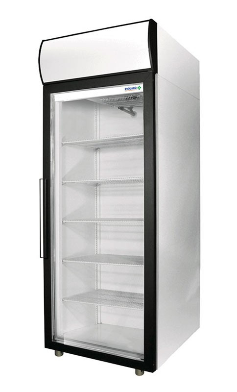 Шкаф холодильный фармацевтический Polair ШХФ-0,7ДС