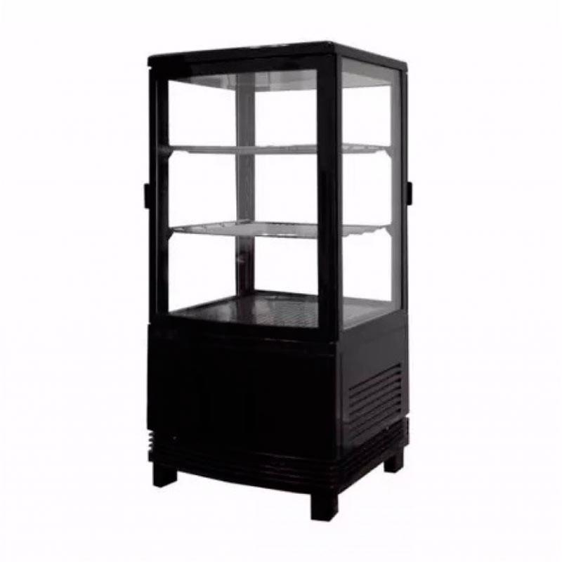 Шкаф холодильный Frosty RT58L-1D Black