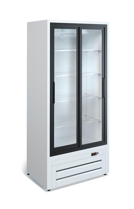 Шкаф холодильный МХМ Эльтон 0,7 купе