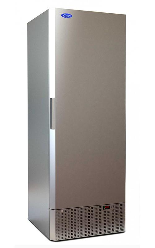 Шкаф холодильный МХМ Капри 0,7М (нержавейка)