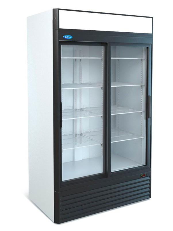 Шкаф холодильный МХМ Капри 1,12СК купе (статика)