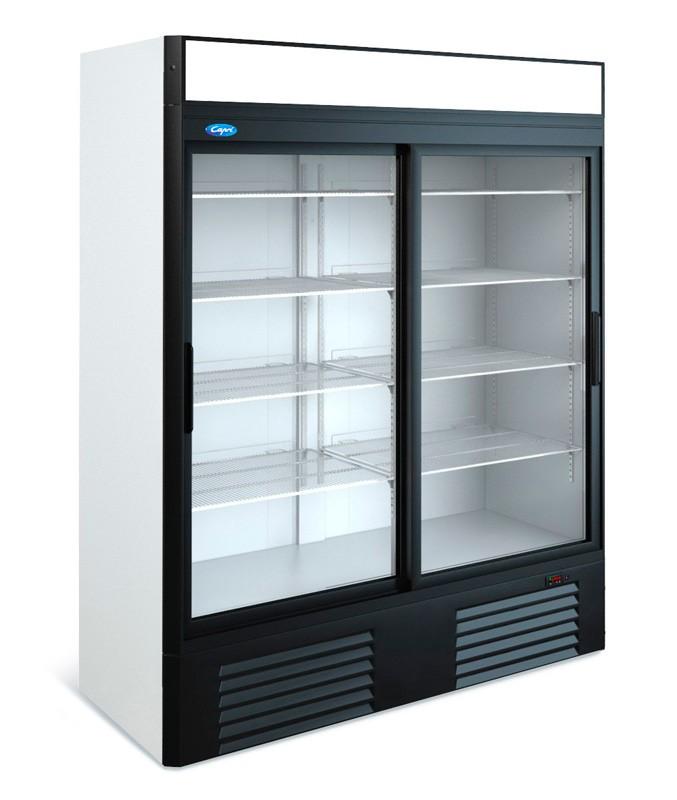Шкаф холодильный МХМ Капри 1,5СК купе (статика)