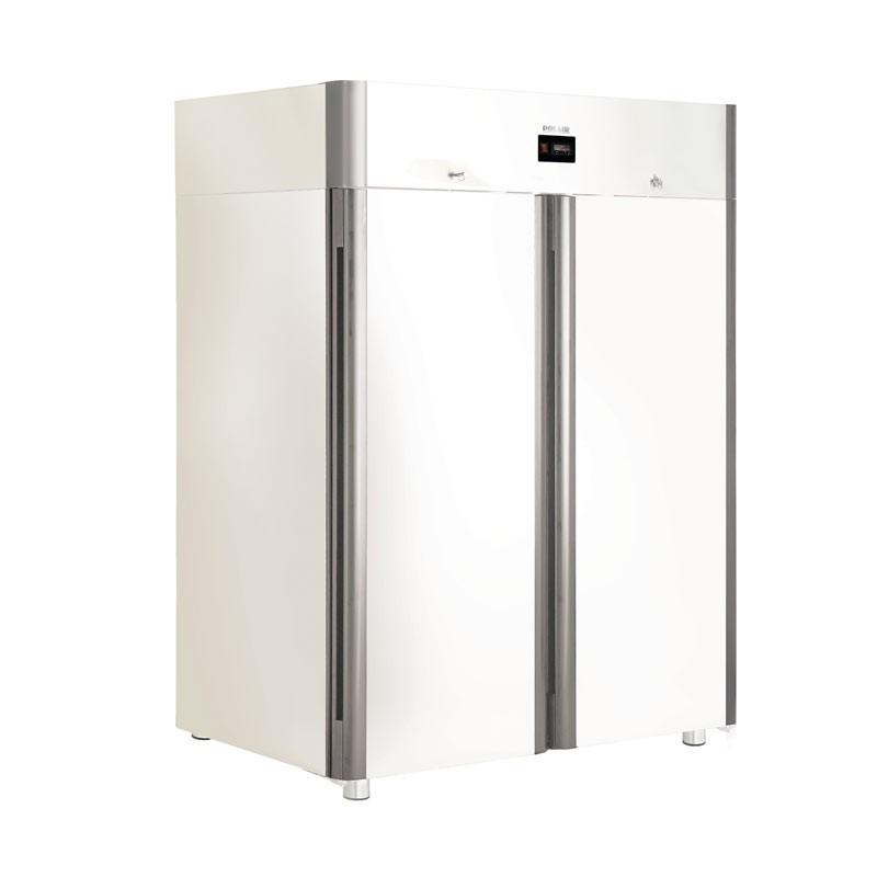Шкаф холодильный Polair CV114-Sm Alu