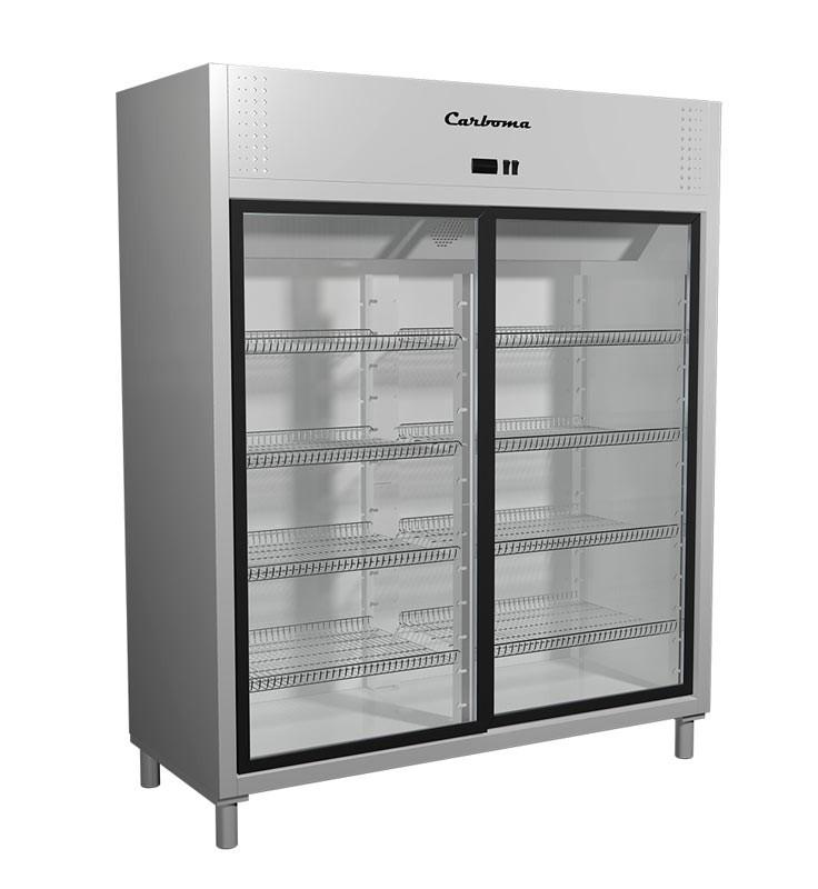 Шкаф холодильный Полюс Carboma R1400К