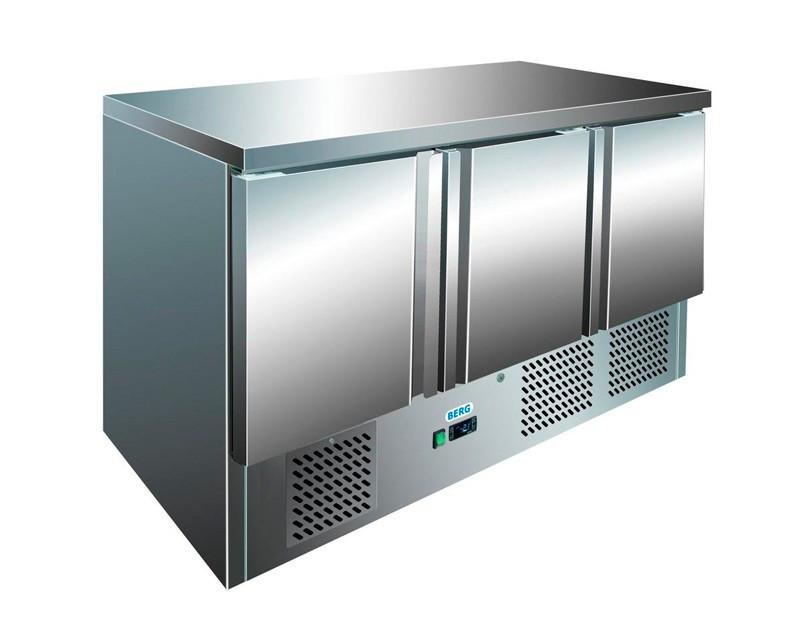 Стол холодильный Berg G-S903 S/S TOP
