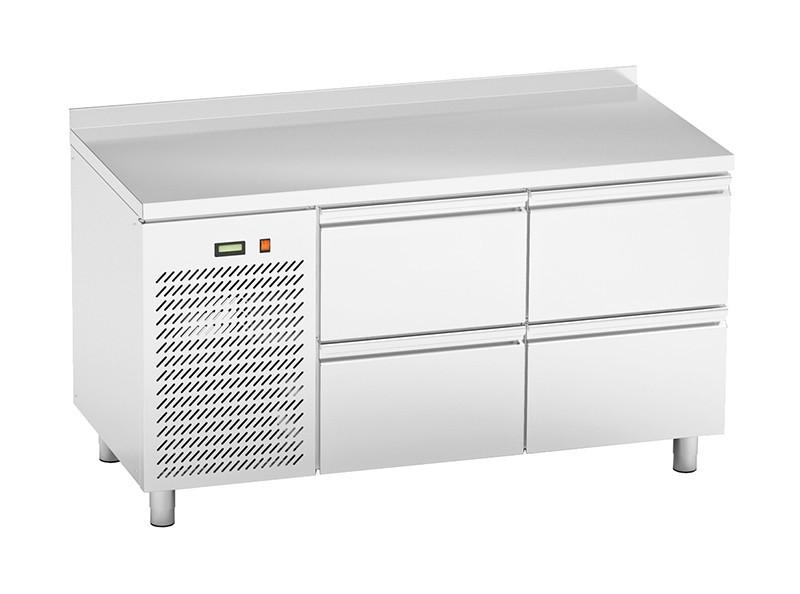 Стол холодильный Orest RTS-4/7 1500x700
