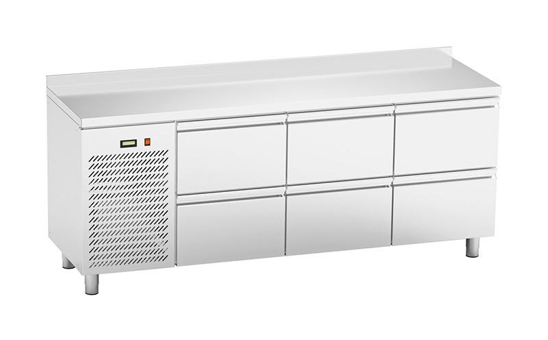 Стол холодильный Orest RTS-6/7 2000x700