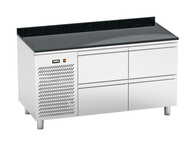 Стол холодильный Orest RTSG-4/6 1500x600