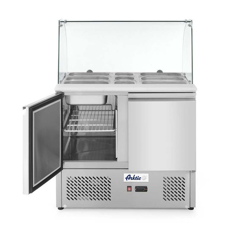 Стол холодильный саладетта Hendi 232781