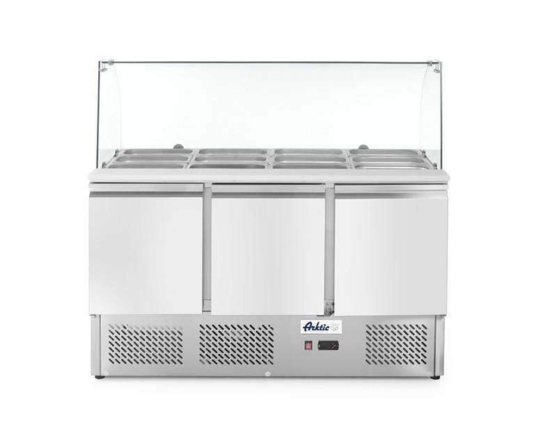 Стол холодильный саладетта Hendi 236192