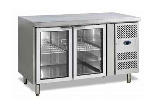 Стол холодильный Tefcold CK7210G-I