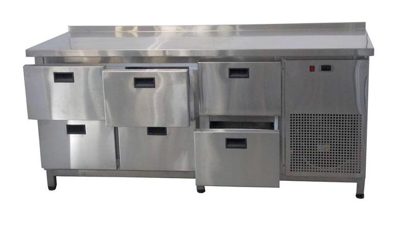Стол холодильный Tehma 11933