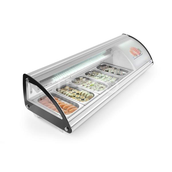 Витрина холодильная для суши Hendi 233757