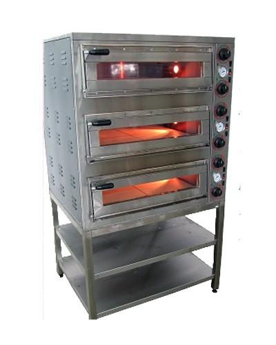 Печь для пиццы АРМ-ЭКО ППЕ-4+4+4Н