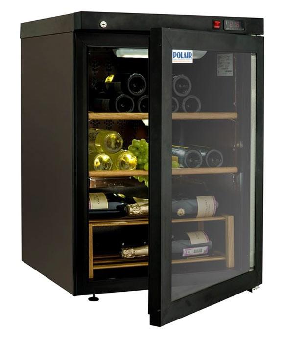 Шкаф для вина Polair DW102-Bravo