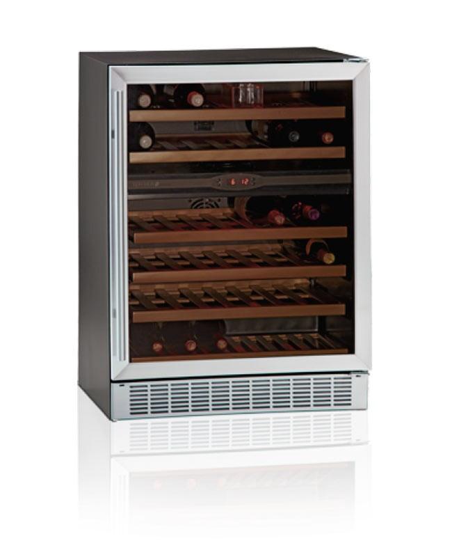 Шкаф для вина Tefcold TFW160-2S