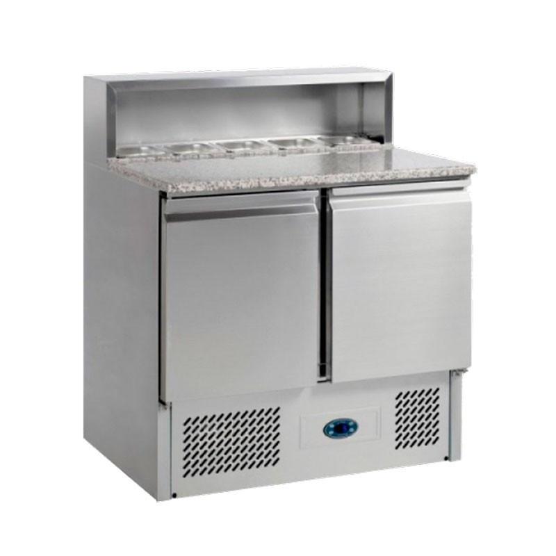Стол холодильный для пиццы Tecnodom SL02AI