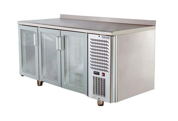 Стол холодильный Polair TD3-G