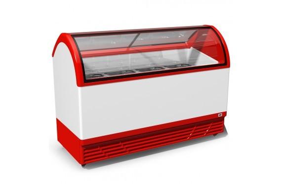 Витрина для мороженого Juka M600Q