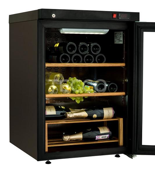Шкаф холодильный Polair DM102-Bravo для вина