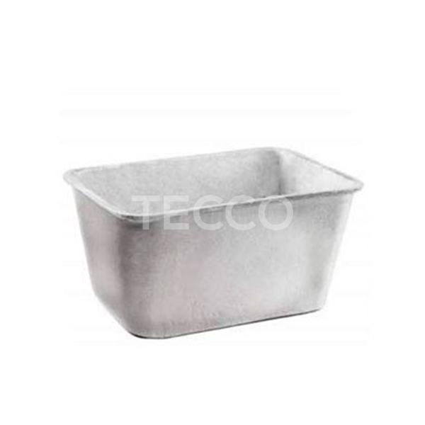 Форма хлебная Tecco «Кекс Настя» 86x66x48