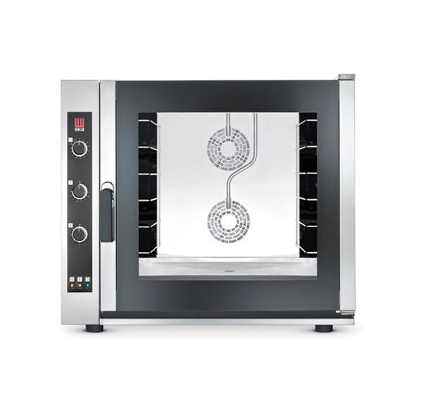 Пароконвекционная печь 6 х 600х400 Tecnoeka EKF 664 UD