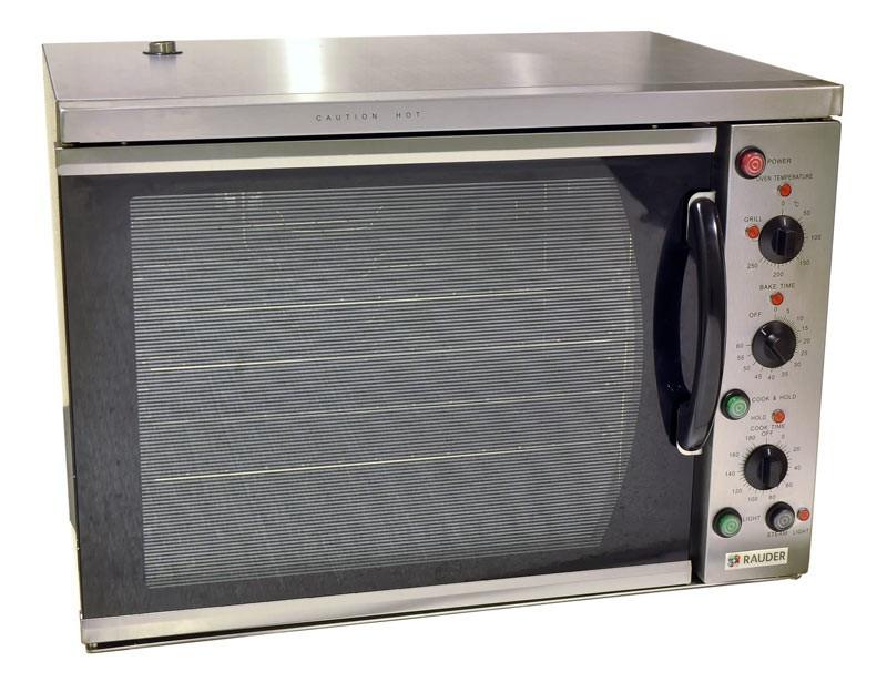 Печь пароконвекционная 4 x GN 1/1 Rauder LP-6