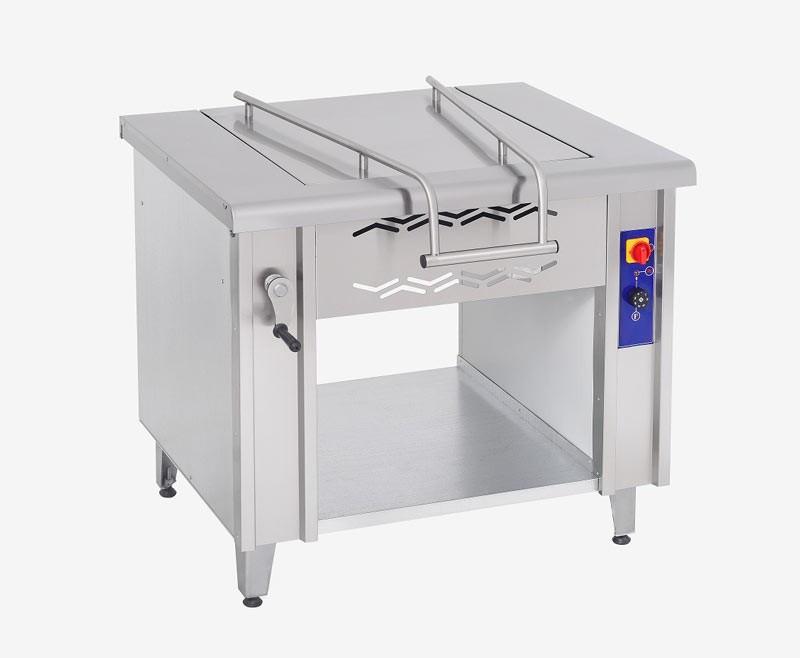 Сковорода промышленная КИЙ-В СЭ-40